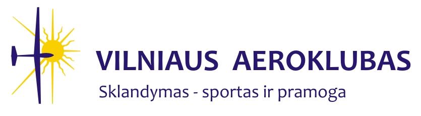 Vilniaus Aeroklubas Logo